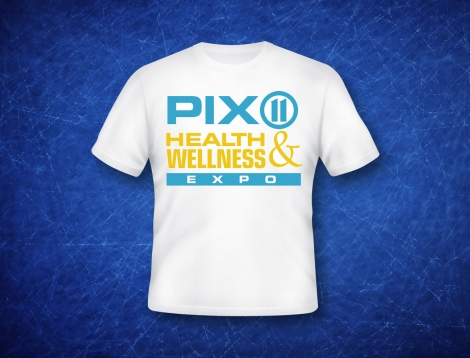 PIX11 Health and Wellness Expo Official T-Shirt